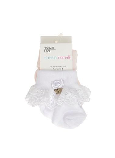 Mammaramma Çorap Pembe
